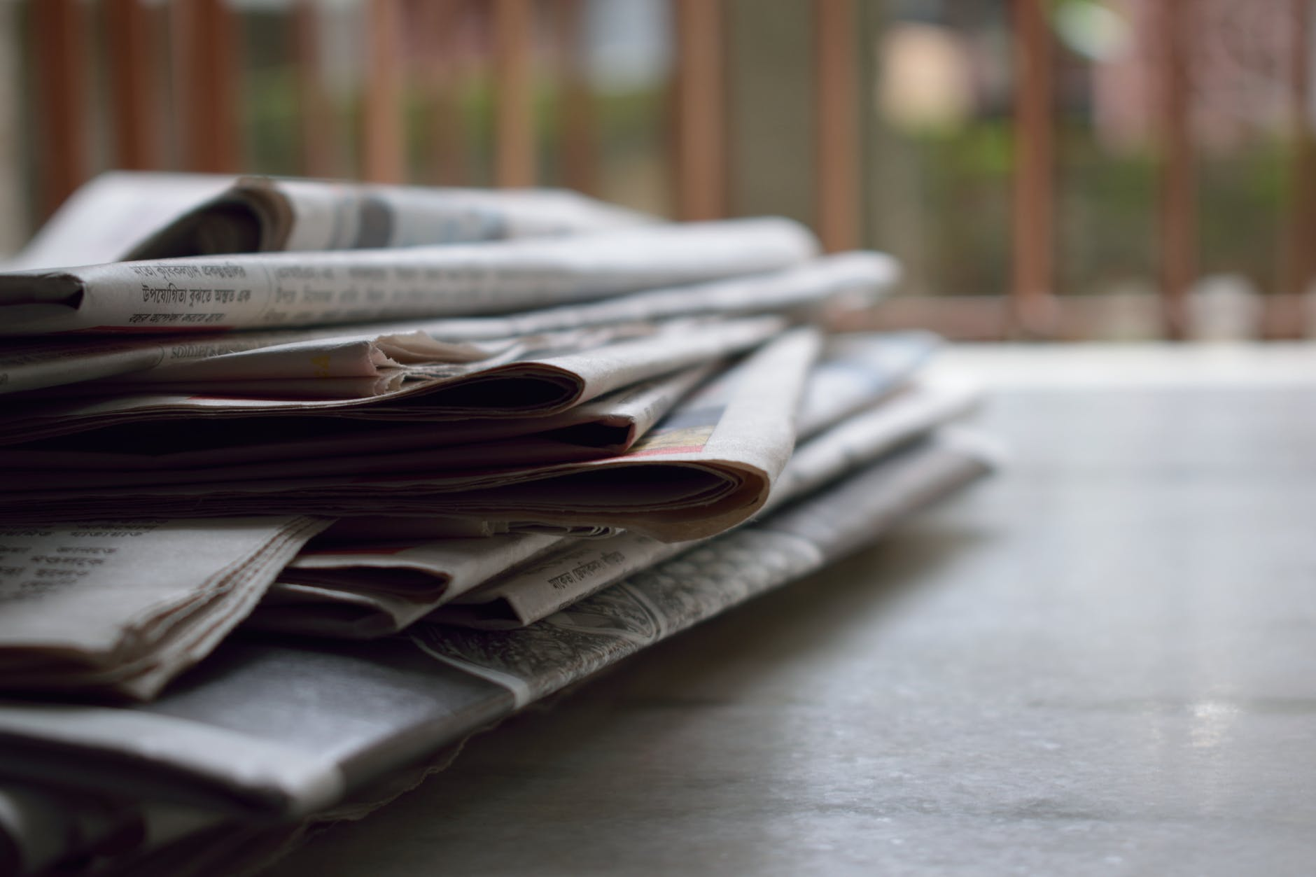 newspapers - Where Can You Learn More About Conference Schedules?