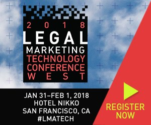 Legal Marketing Techology Conference